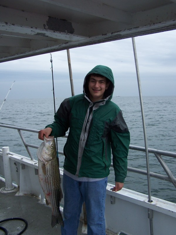 Deep sea fishing troop 1 mendham new jersey for Deep sea fishing nj